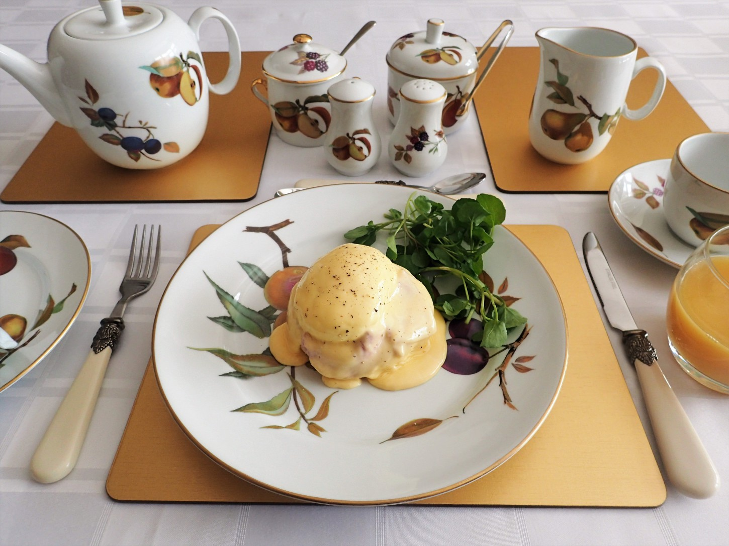 The Old Surgery Frinton - Eggs Benedict