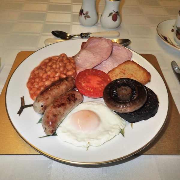 The Old Surgery Frinton - Full English